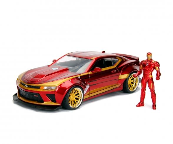 Marvel Iron Man 2016 Chevy Camaro SS
