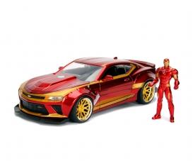 Marvel Ironman 2016 Chevy Camaro SS