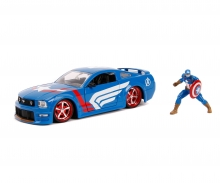 Marvel 2006 Ford Mustang GT 1:24