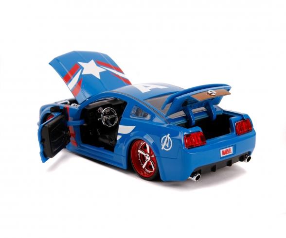 Marvel 2006 Ford Mustang GT 1:24