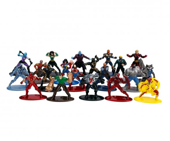 Marvel  20-Pack, Wave 3 Nanofiguren