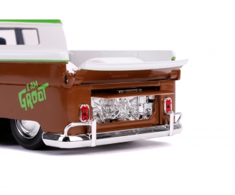Marvel Groot 1963 Bus Truck 1:24