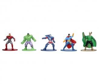 Marvel  20-Pack Nanofigs, Wave 5