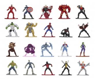 Marvel  20-Pack Nanofigs, Wave 6