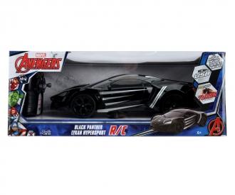 Marvel RC Black Panther Lykan 1:16