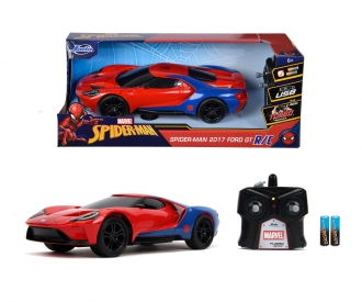 Marvel RC Spider-Man 2017 Ford GT 1:16