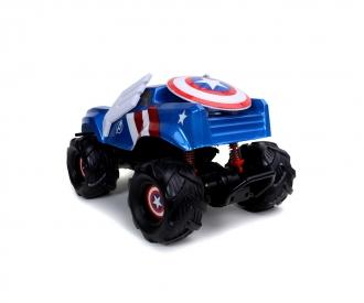 Marvel RC Captain America Shield 1:14