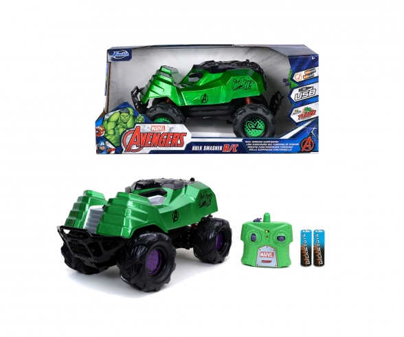 Marvel RC Hulk Smasher 1:14