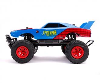 Marvel RC Spiderman Daytona 1:12