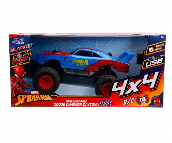 Marvel RC Spiderman Daytona 1:12