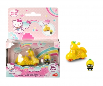 Hello Kitty Dazzle Dash Choco Cat