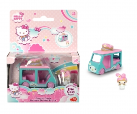 Hello Kitty Dazzle Dash Melody Donut