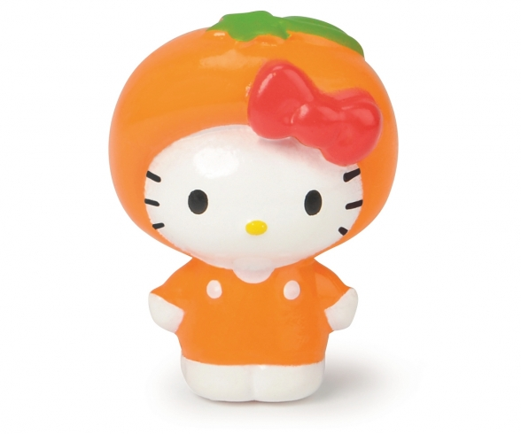Hello Kitty Orange + Chocolat Ice Cream