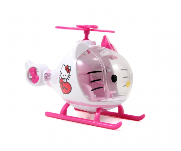 Hello Kitty Helicopter