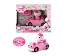 Hello Kitty Convertible IRC Vehicle