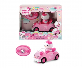Hello Kitty Voiture IRC Decapotable