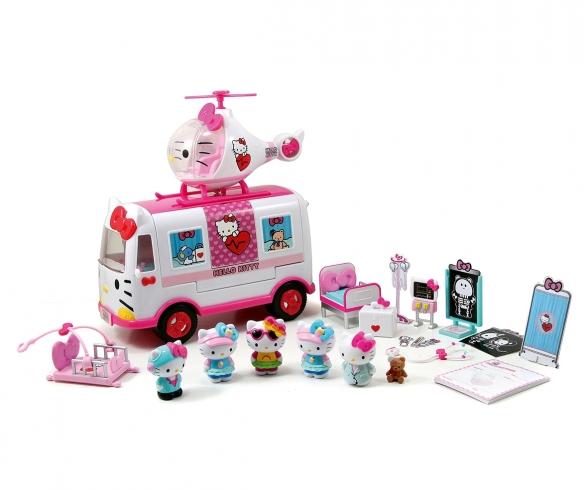 Hello Kitty Rescue Set