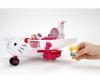 Hello Kitty Jet Plane Playset