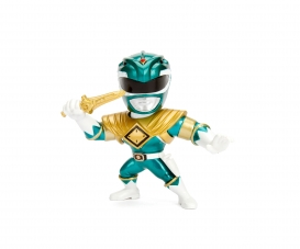 "Power Ranger 4"" Green Ranger Metallfigur"