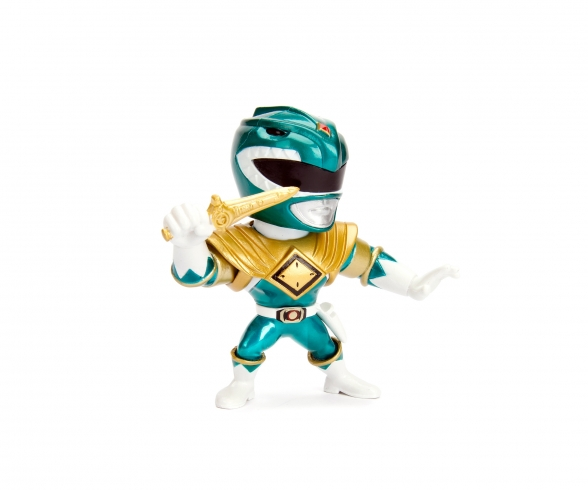 "Power Ranger 4"" Green Ranger Figure"