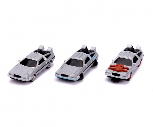 Back to the Future 3-Pack Nano