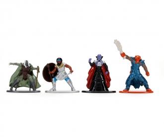 Dungeons & Dragons Nanofigs 4-Pack