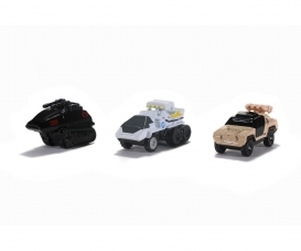 GiJoe 3-Pack A Nano Cars