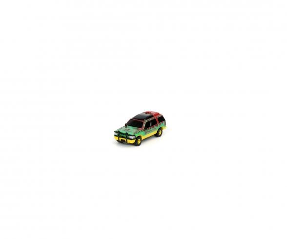 Jurassic Park 3-Pack A Nano Cars