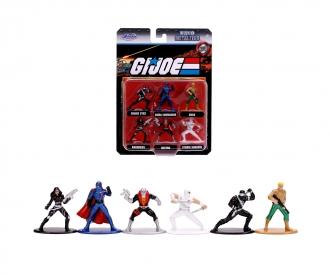 GI Joe Nanofigs 6-Pack