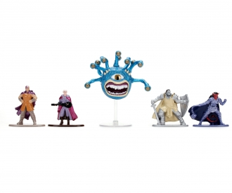Dungeons & Dragons 5-Pack Nanofiguren