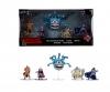 Dungeons & Dragons 5-Pack Nanofiguren