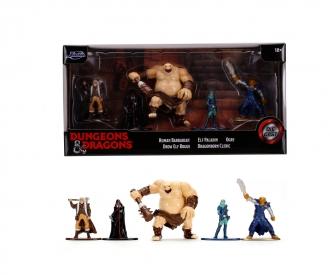 Dungeons & Dragons Nanofiguren 5-Pack