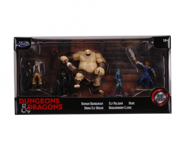Dungeons & Dragons Nanofigs 5-Pack