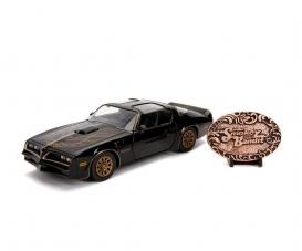 Smokey&Bandit 1977 Pontiac Firebird 1:24