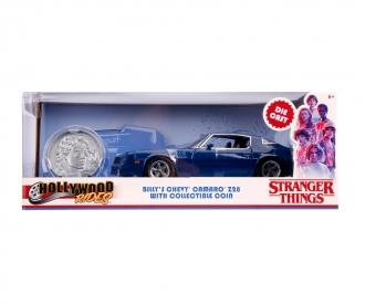 Stranger Things 1979 Chevy Camaro Z28 1:24