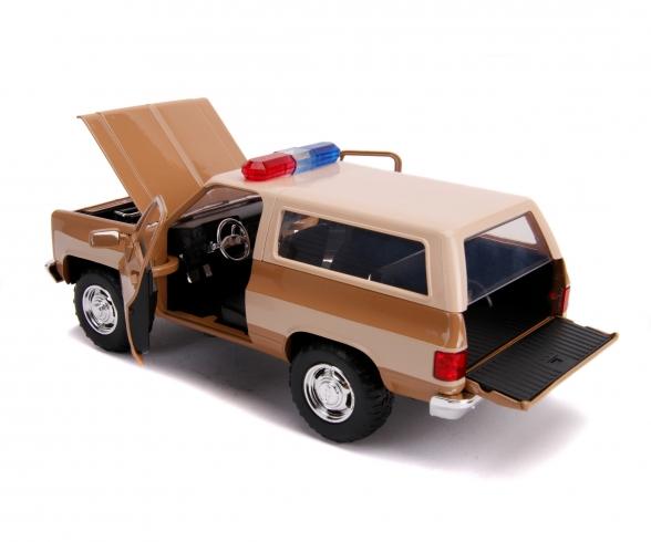 Stranger Things 1980 Chevy K5 Blazer 1:24
