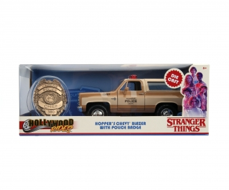 Stranger Things 1980 Chevy K5 Blaze