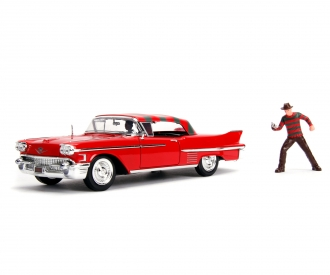1958 Cadillac Series 62 1:24