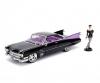 DC Comics Bombshells 1959 Cadillac 1:24