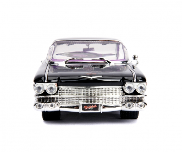 DC Comics Bombshells 1959 Cadillac