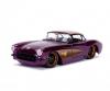 DC Comics Bombshells 1957 Chevy Corvette 1:24