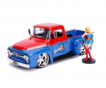 DC Comics Bombshells 1956 Ford F100 1:24