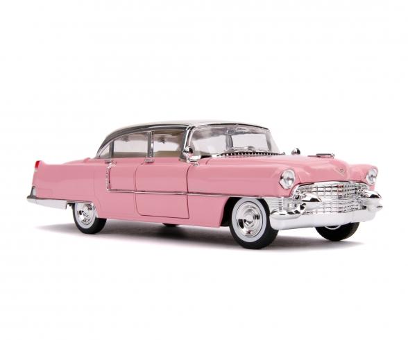 1955 Cadillac Fleetwoo 1:24