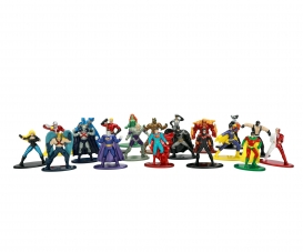 DC Comics Nanofiguren 20-Pack