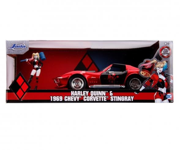 1969 Chevy Corvette Stingray 1:24