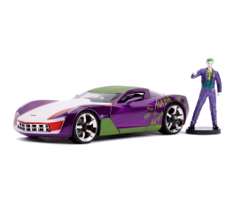 2009 Chevy Corvette Stingray 1:24