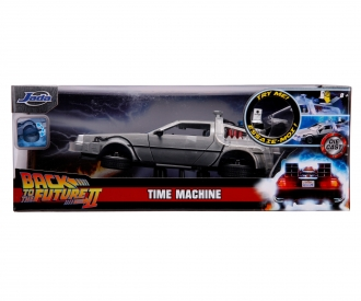 Time Machine Back to the Future 2 1:24