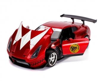 Power Rangers 2009 Nissan GT-R R35 1:24