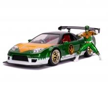 Power Rangers 2002 Honda NSX Type-R 1:24
