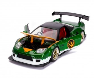 Power Rangers 2002 Honda NSX Type-R 1:24